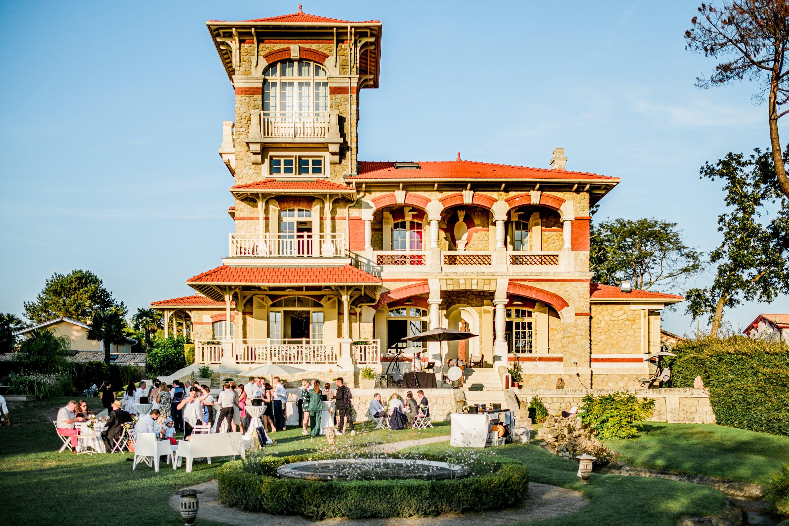 Villa La Tosca – Pleine vue